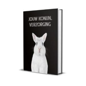 jouw konijn boek verzorging
