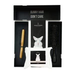 Borstel pakket voor konijnen