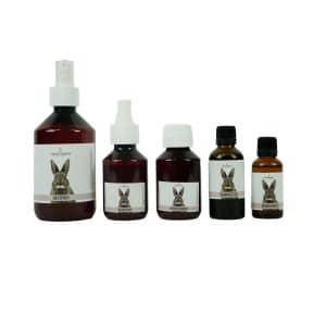 health and care pakket jouw konijn